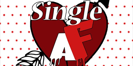 The #SingleAF Mixer Valentines Party  tickets