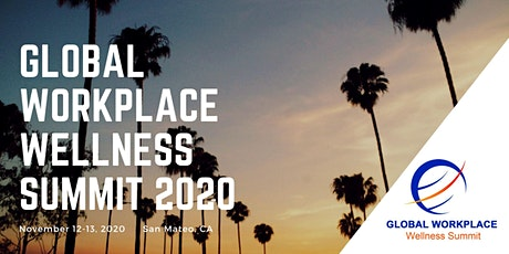 Global Workplace Wellness Summit 2020 tickets