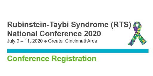 Rubinstein-Taybi Syndrome (RTS) National Conference  2020 Registration