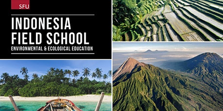 Indonesia Field School - Information Session with Dr. David Zandvliet tickets