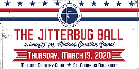 The Jitterbug Ball a Benefit for Midland Christian School
