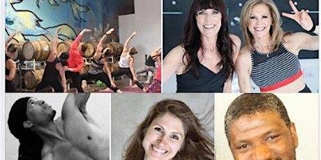 Yogapalooza: Balance, Beer & Bites, Breast Cancer Benefit tickets