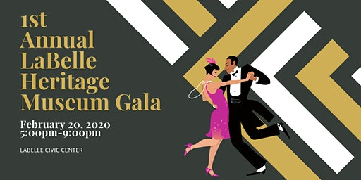 1st Annual LaBelle Heritage Museum Gala