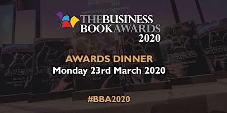 Business Book Awards 2020 Gala Dinner tickets