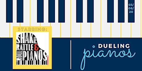 Dueling Pianos: Duel it for the Children tickets