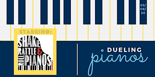Dueling Pianos: Duel it for the Children
