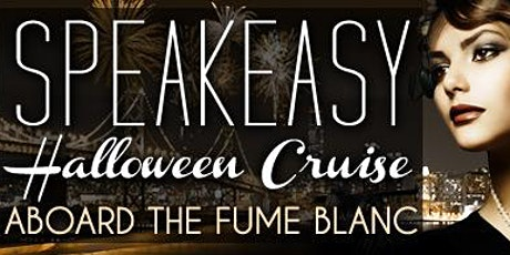 Speakeasy™ San Francisco Halloween Party Cruise - 4 Hour Open Bar tickets