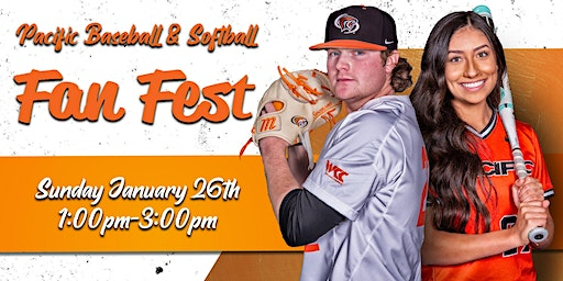 Pacific Baseball/Softball Fan Fest