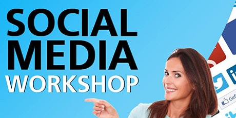 Using Social Media to Increase Your Business Exposure, Credibility & Profit tickets