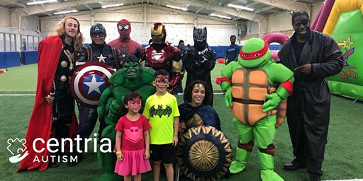 Autism Activity Day - Austin, TX - Presented by Centria Autism