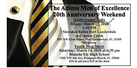 Adimu Anniversary Ads and Sponsors tickets