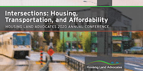 Housing Land Advocates 2020 Annual Conference tickets
