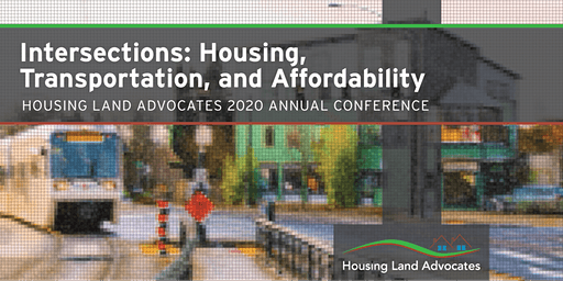 Housing Land Advocates 2020 Annual Conference