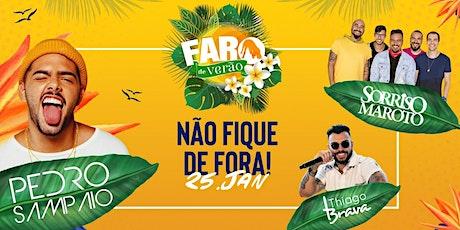 Faro de Verão 2020 ingressos