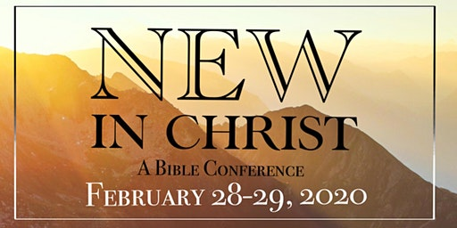 NEW IN CHRIST CONFERENCE