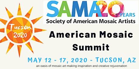 2020 American Mosaic Summit tickets
