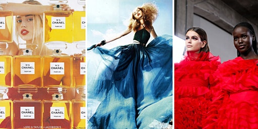 The Style Spectrum: 160 Years of Colour In Fashion