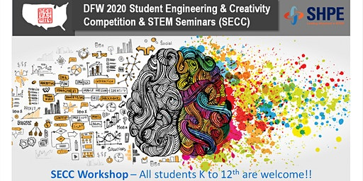 DFW 2020 SECC Workshop-C on January 26th - FREE admission