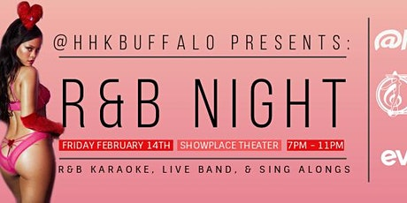 "@hhkbuffalo presents ""R&B Nite"" tickets"
