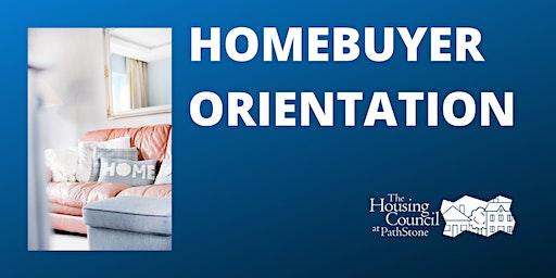 Homebuyer Orientation - February 2020