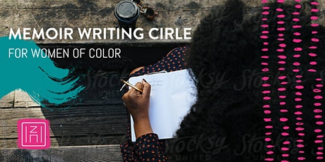Memoir Writing Circle for Women of Color tickets
