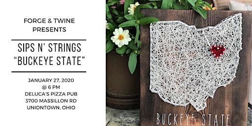 Sips N' String - Buckeye State