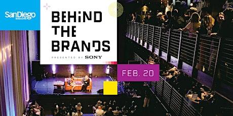San Diego Magazine's 2020 Behind the Brands tickets