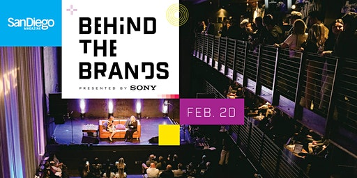 San Diego Magazine's 2020 Behind the Brands
