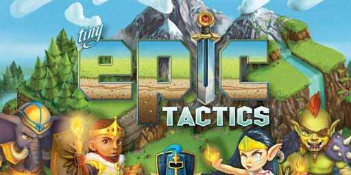 Learn to Play Tiny Epic Tactics
