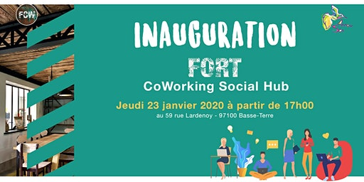 Inauguration du Fort CoWorking Social Hub