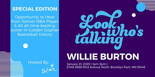 Look Who's Talking Featuring Willie Burton