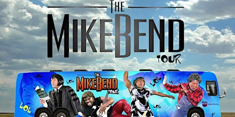 The Mike Bend Live Dinner Show tickets