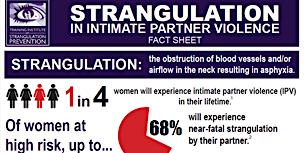 Strangulation Response, Investigation, and Prosecution Regional Training