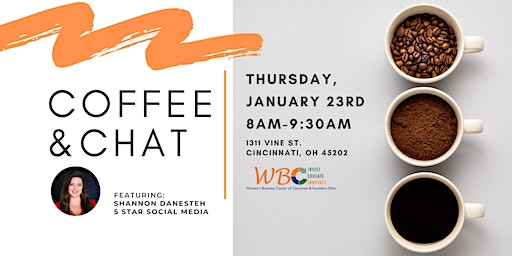 Coffee & Chat Series