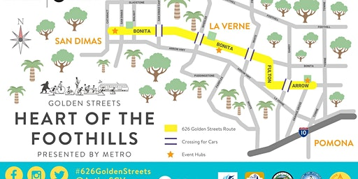 Heart of the Foothills | Golden Streets