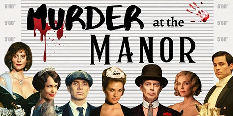 Murder at the Manor! tickets