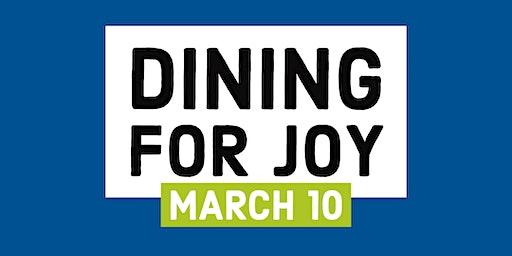 Dining for Joy