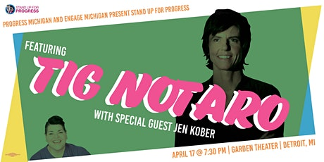 Stand Up for Progress Featuring Tig Notaro tickets