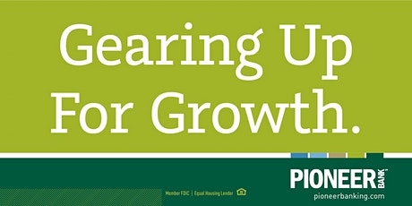 Gearing Up For Growth tickets