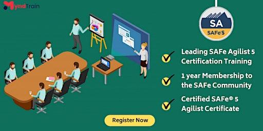 Leading SAFe Agilist Training & Certification – SPC 5.0 -2 Days Classroom