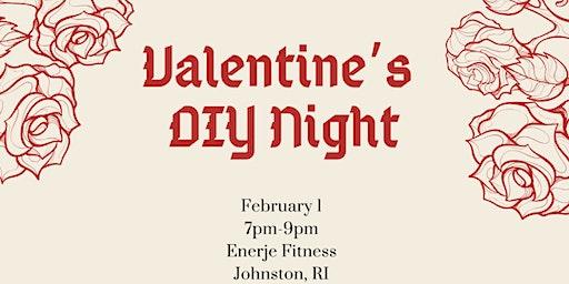 Vic's Naturals Valentine's DIY Night