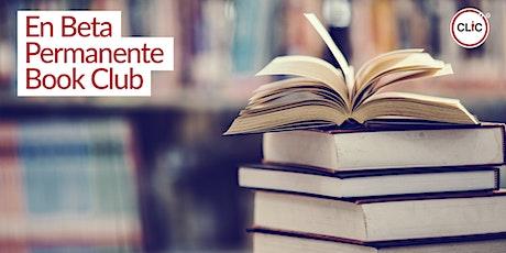 En Beta Permanente (BookClub Puebla) boletos