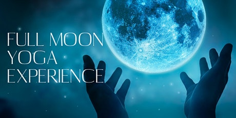 Full Moon Yoga Experience tickets