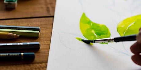 Children's Botanical Art Class tickets