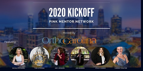2020 Kickoff:  Mentorship From the Queen City's Best tickets