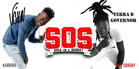 SOCA on A SUNDAY :: Int'l Stephen Bday Tour feat. V'ghn & Terra D Governor tickets