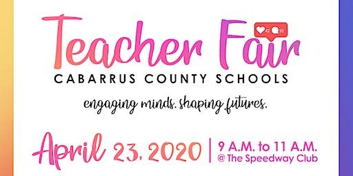 Cabarrus County Schools Teacher Fair