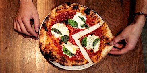 Pizza Workshop with John McGrath: March 21st, 2020