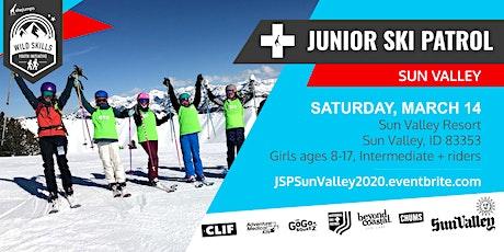 WILD SKILLS Junior Ski Patrol: Sun Valley tickets