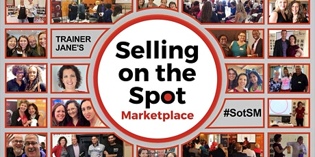 Selling on the Spot Marketplace - Barrie tickets
